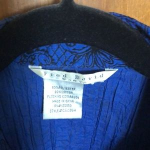 Fred David Tops - Lady's Top